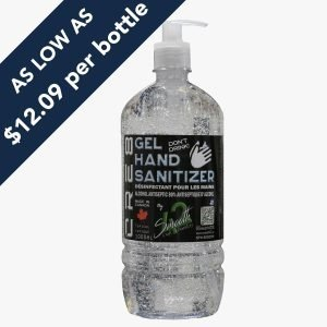 Gel Hand Sanitizer Cre8 1000ml
