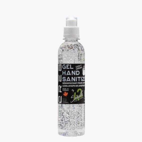 Gel Hand Sanitizer Cre8 330ml